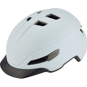 MET Corso - Casco de bicicleta - blanco